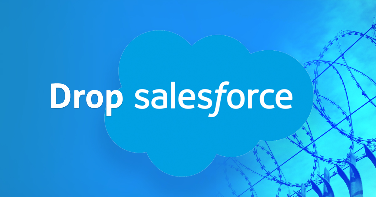 Drop Salesforce